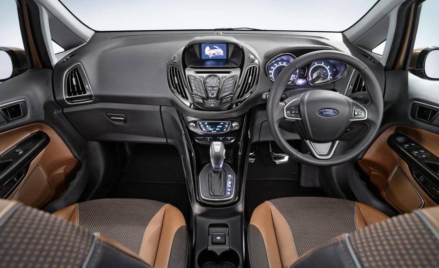 Ford S Max Interior Photos