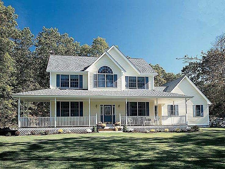 Floor Plans Moreover Beautiful Two Story Home On New England House