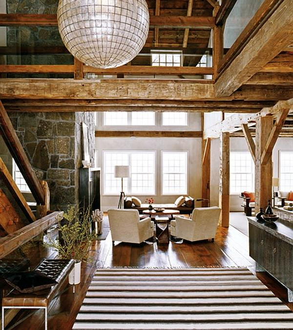 Interiors Of Barns Photos