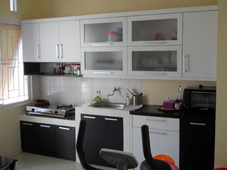 Kitchen set photos for Kitchen set rumah minimalis
