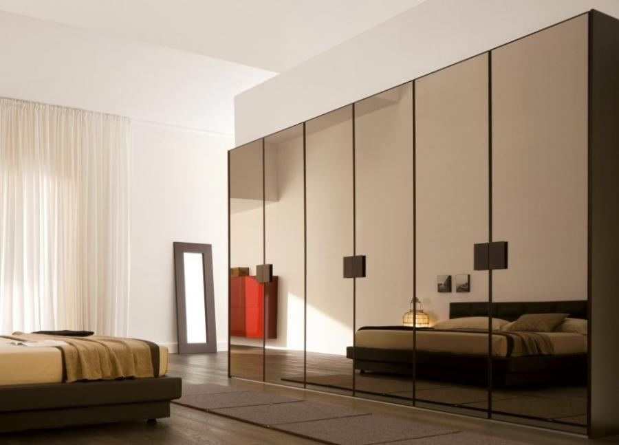 Bedroom wall cupboard designs