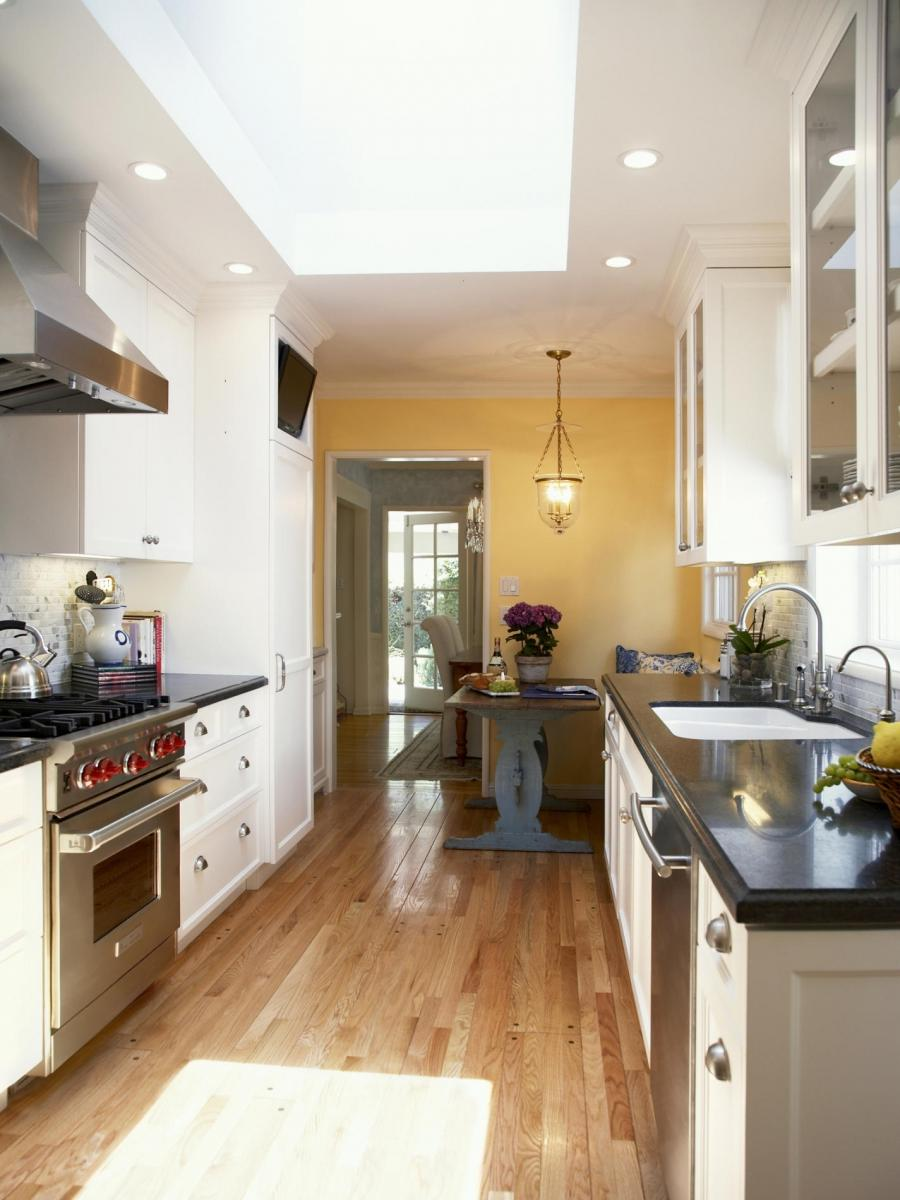 ... Kitchen Picture Of Small Galley Kitchen Remodel Small Galley...