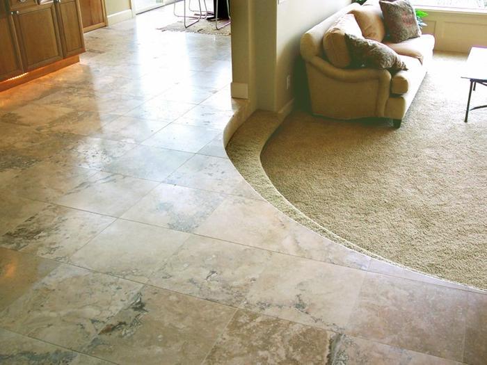 Travertine Floor Design Photos
