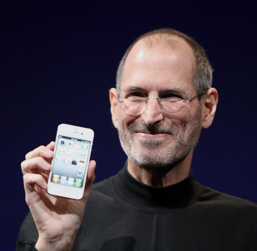 Steve Jobs Apartment: Bill Gates Ipod Photo