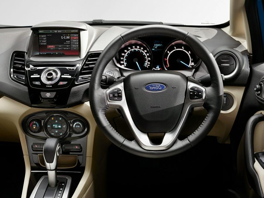 Ford Fiesta Hatchback Interior Photos
