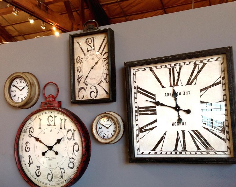Photo of wall clock Cool digital wall clock