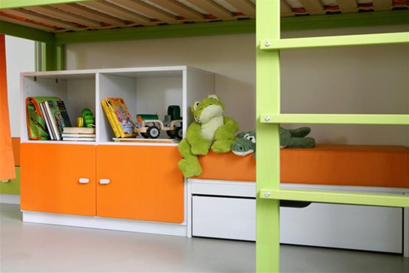 Contemporary Kids and Childrens Cabinet Design for Home Interior...