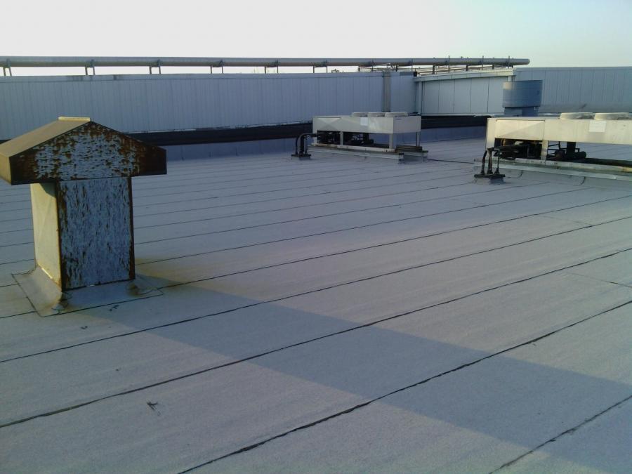 Modified Bitumen Roof Photos