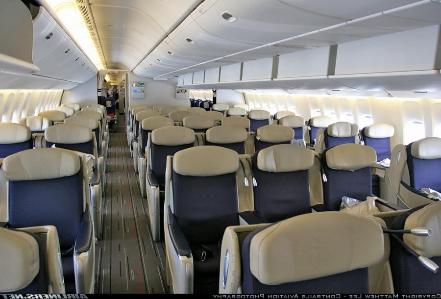 Boeing 777 interieur 28 images boeing 777 photos for Interieur 777
