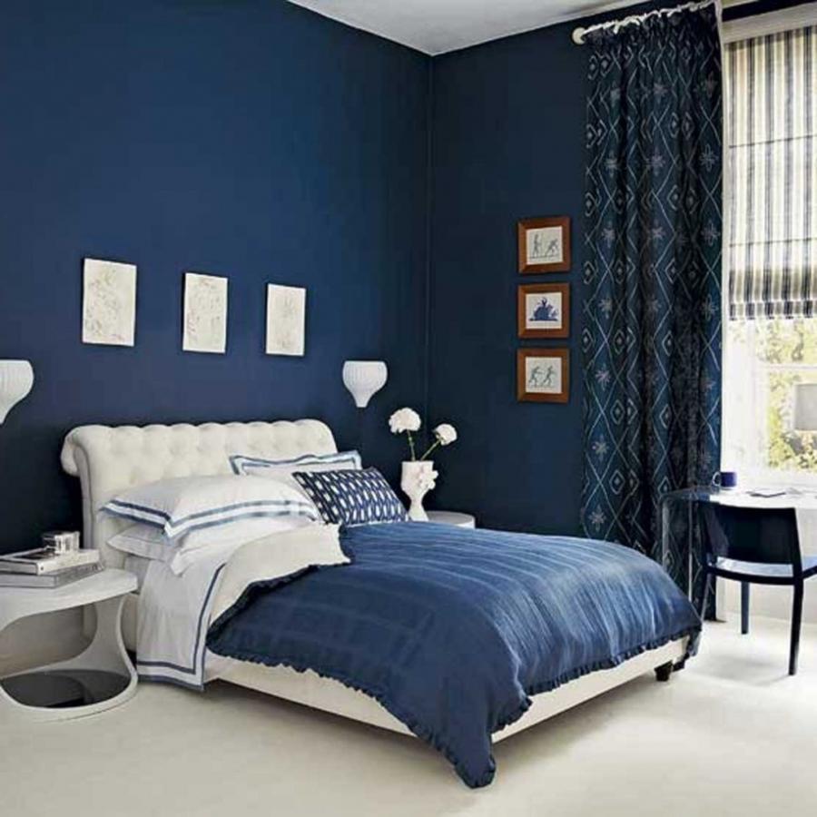 Синяя комната фото