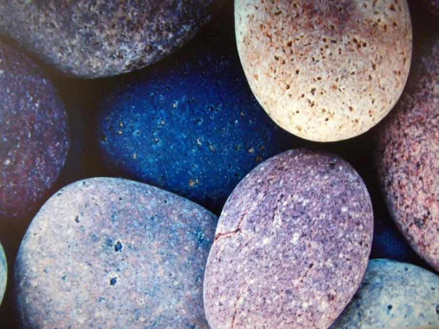 Mindful Writing Tool: small stones