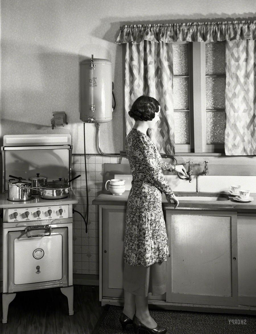 1930 s kitchen photos