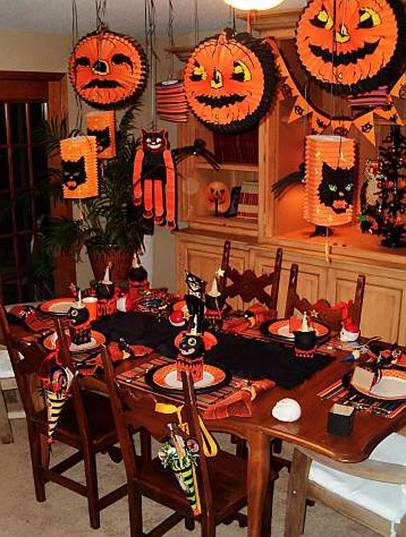 Photo decoration d halloween - Decoration d halloween ...