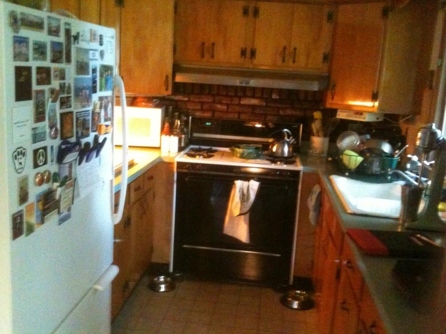 small kitchen remodel before and after pictures 5