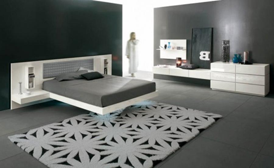 Luxurious Ultra Modern Bedroom Decors With Elegant Idea