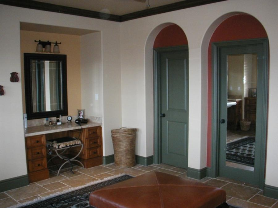 Spanish style bathrooms photos for Spanish style master bathrooms