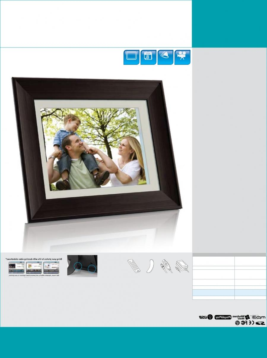 coby 8 digital photo frame with clock rh photonshouse com Coby Electronics Technical Support Coby Electronics Technical Support