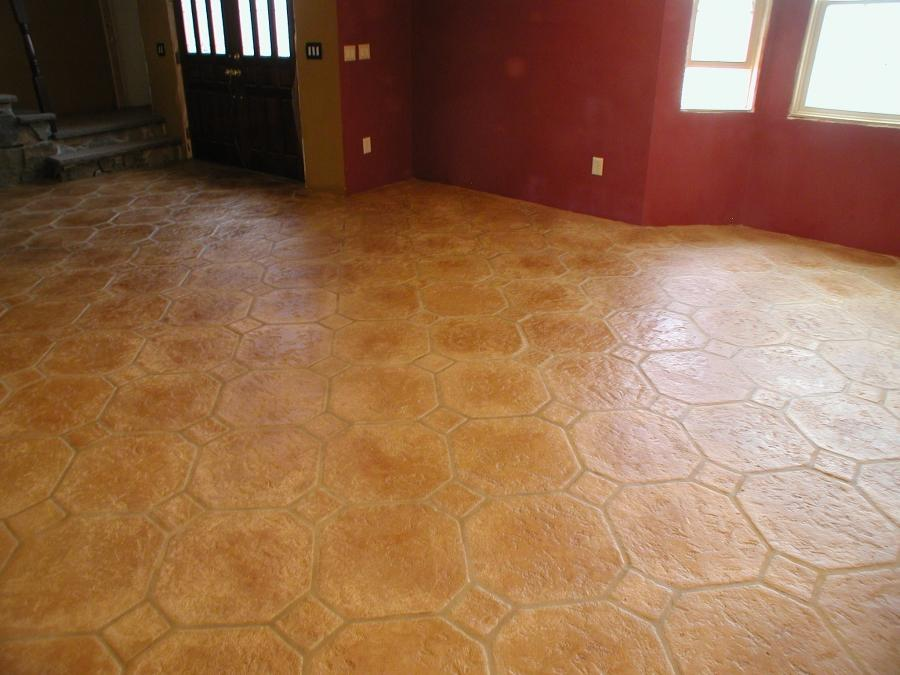 Indoor concrete floor photos for Indoor cement flooring