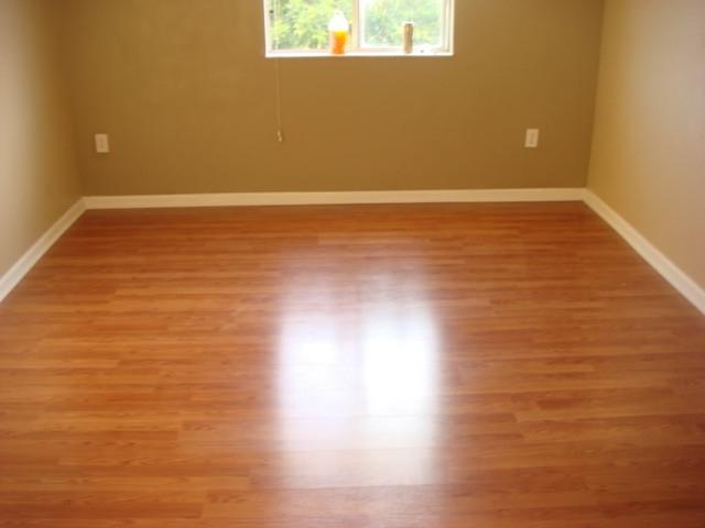 Laminate Flooring Installation After Chandler, AZ...