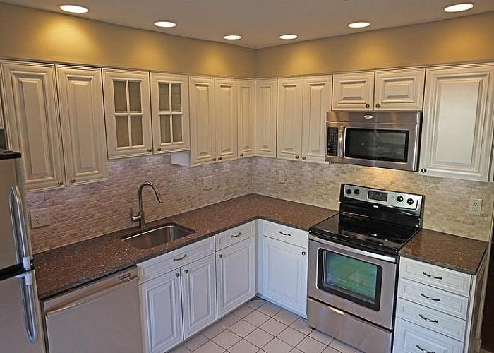 Remodeling kitchen on a budget photos for Cheap kitchen cabinets in pa