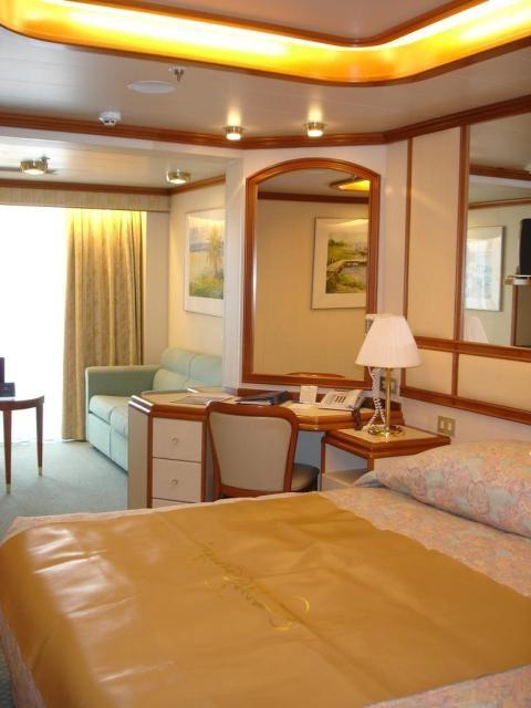 Golden Princess Stateroom Photos