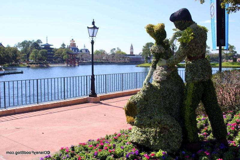 Follow Us Here Today for Food Updates From the Epcot Flower and...