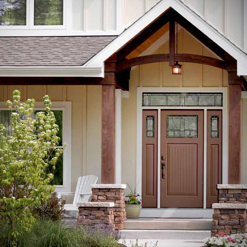 Entry door photos for Exterior door manufacturers