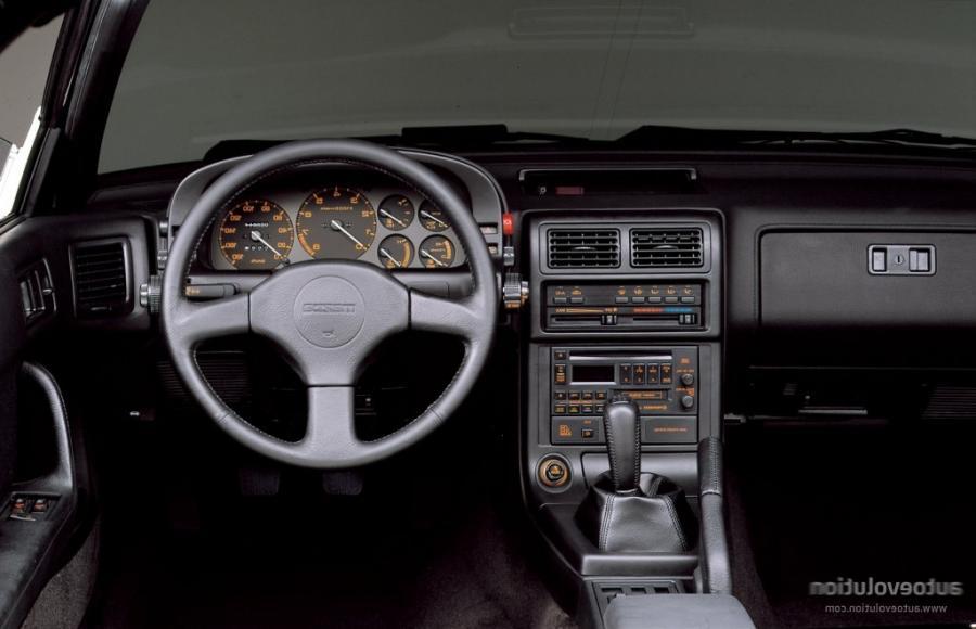 1992 Mazda Interior Photos