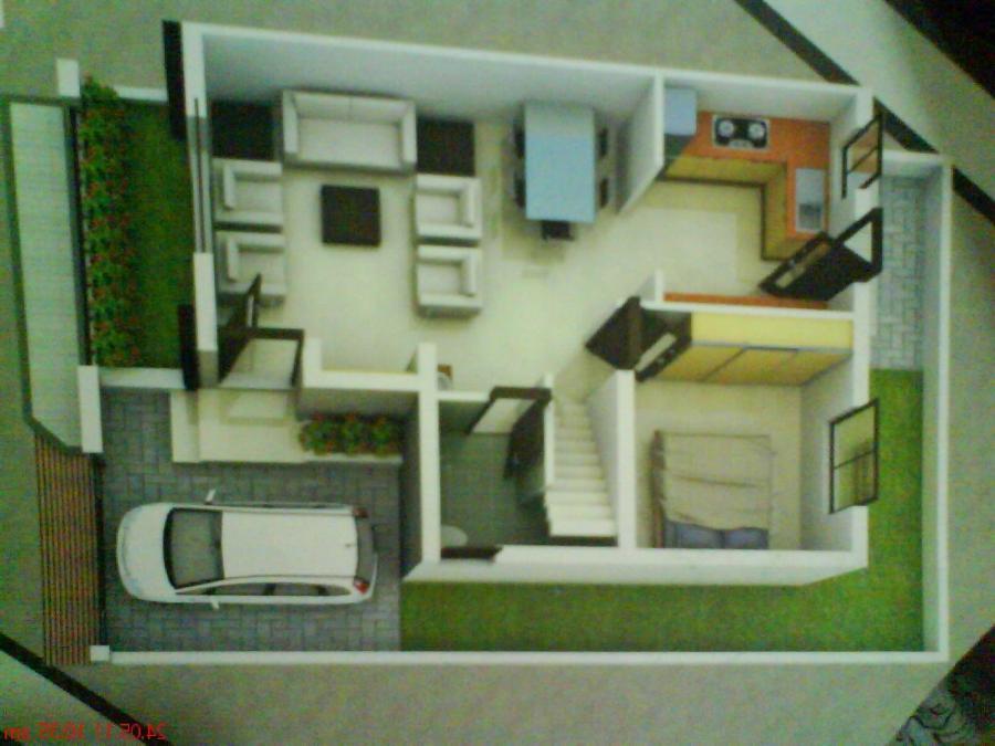 1 Bhk Interior Design Photos