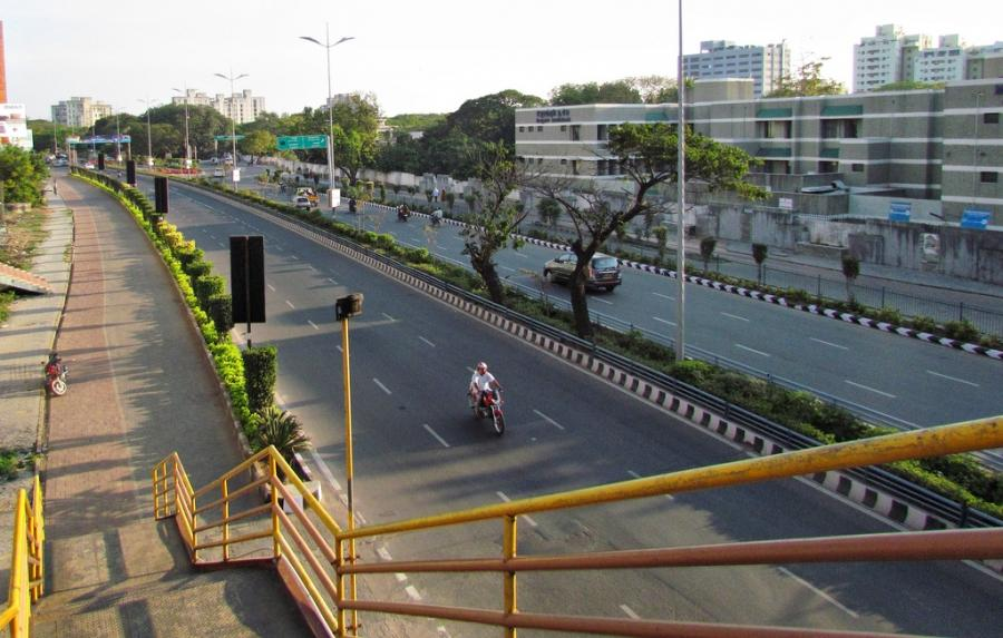 IT Corridor, Chennai by Bonevlion, on Flickr