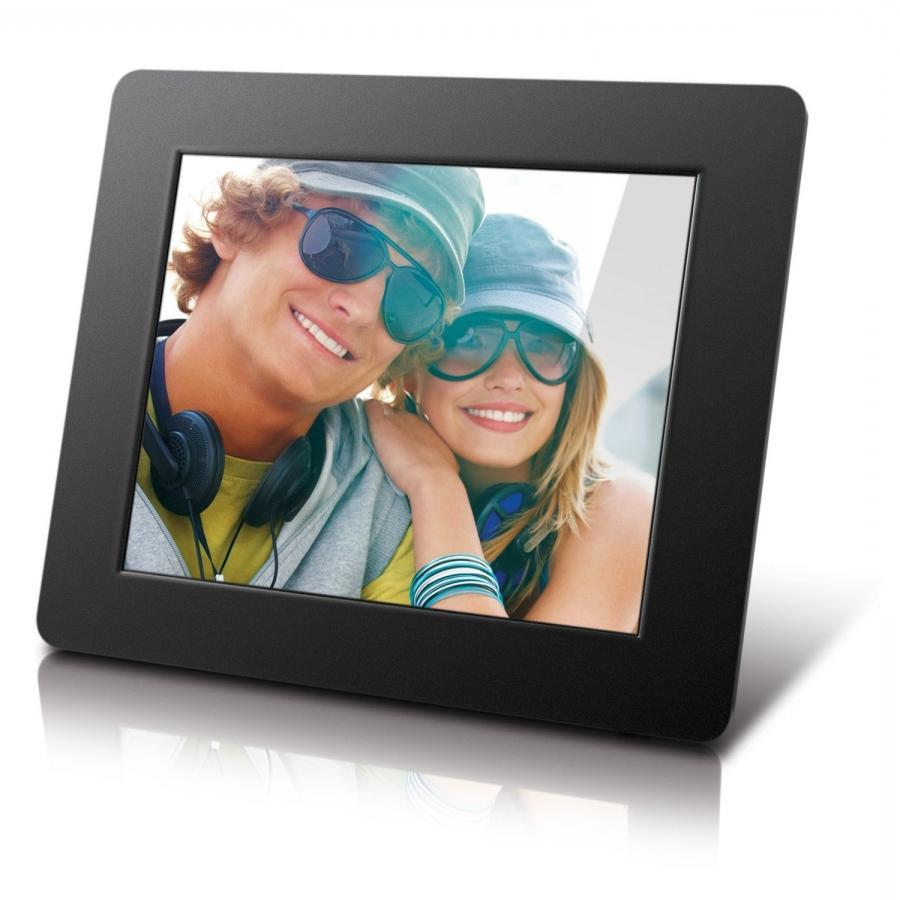 Amazoncom  AURA Frames  Tabletop Modern Digital Photo