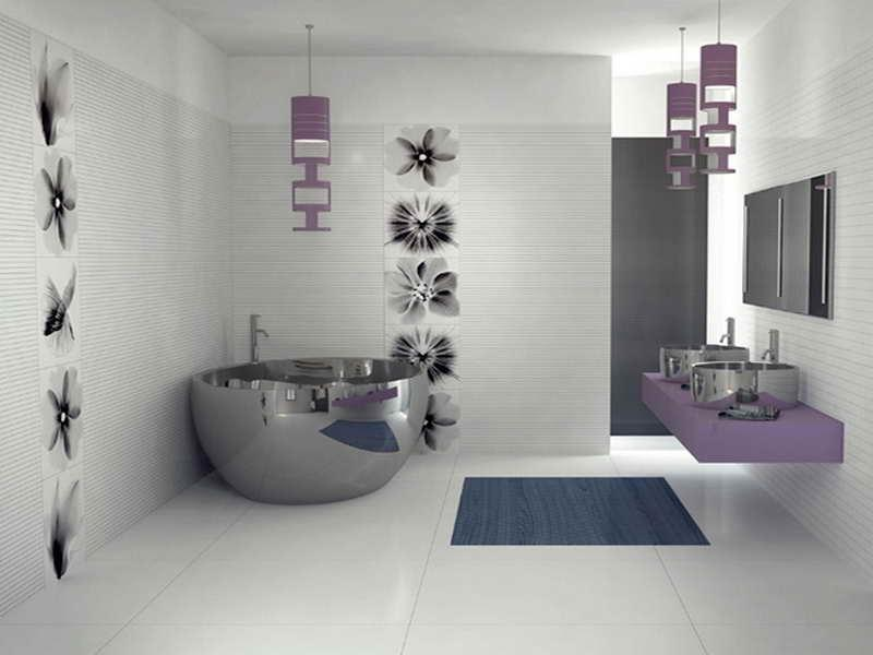 ... Picture of Bathroom Decorations with cool design ...