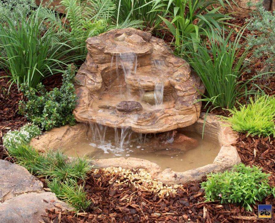 Small Garden Waterfall Photos