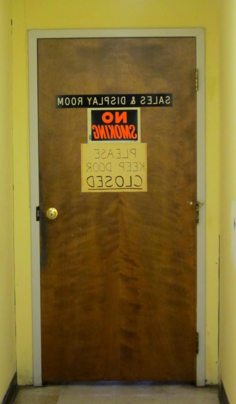 Photos of mysterious doors for Local door companies
