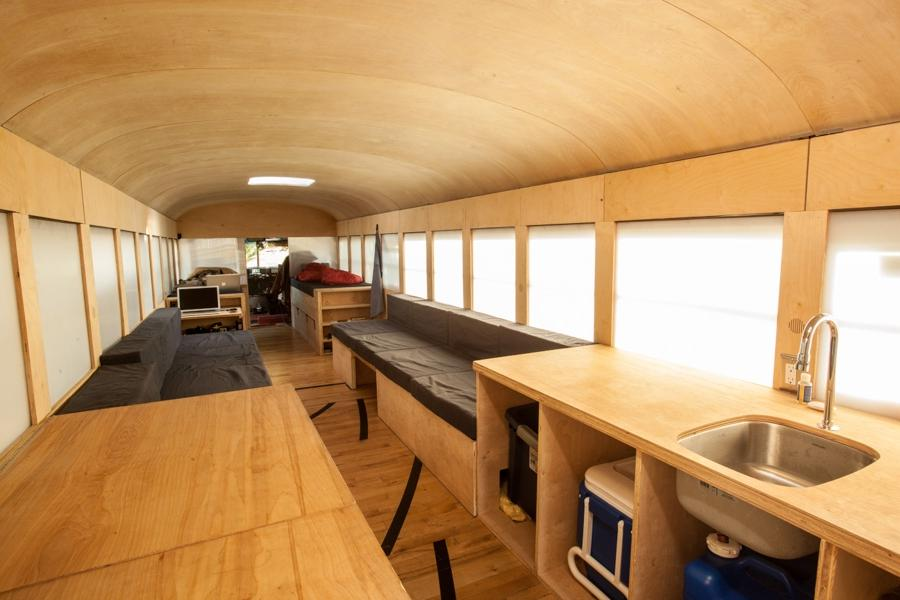 Interior photo of mobile home - Design interior home with ease ...