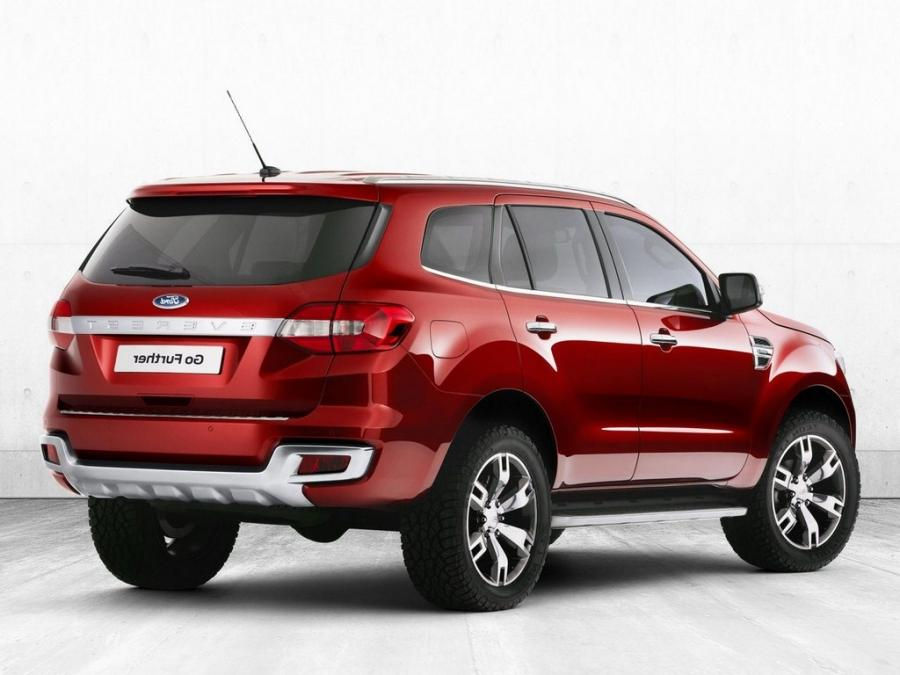 next generation 2014 ford endeavour concept pictures html