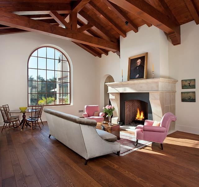 Mediterranean Ranch Style Homes: Ranch Style Living Room Photos