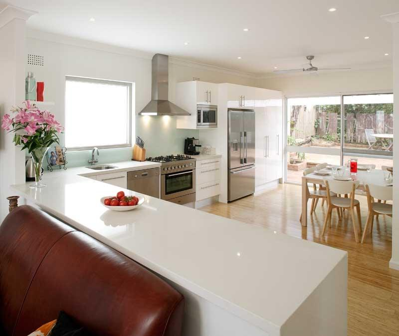 Kitchen photos sydney for Sydney custom kitchens