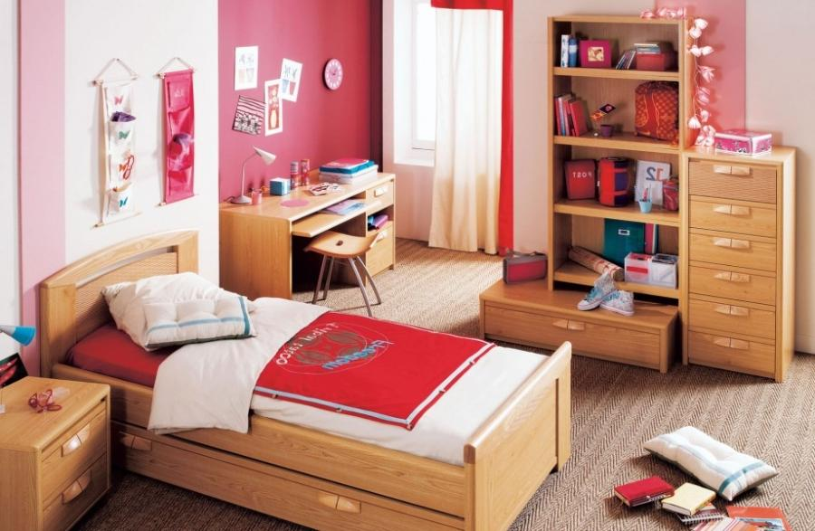 photos decoration chambre adolescent. Black Bedroom Furniture Sets. Home Design Ideas