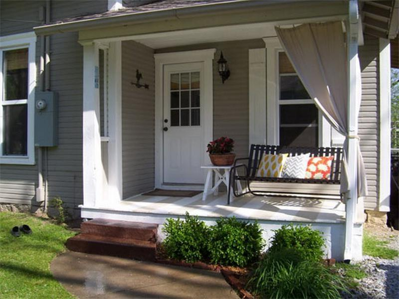 Small Front Porch Ideas Design