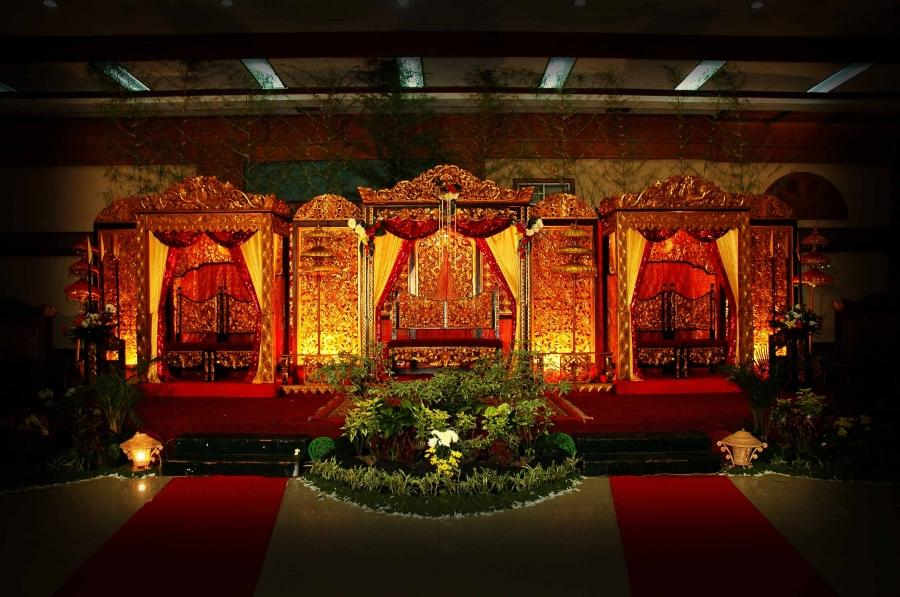 elegant wedding stage decorations ideas