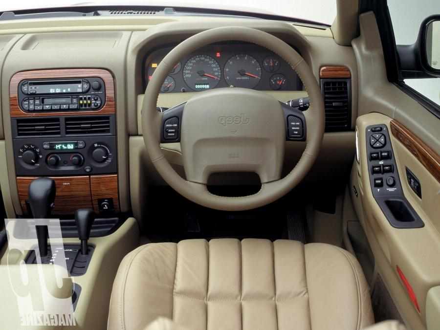 Jeep Zj Interior Photos