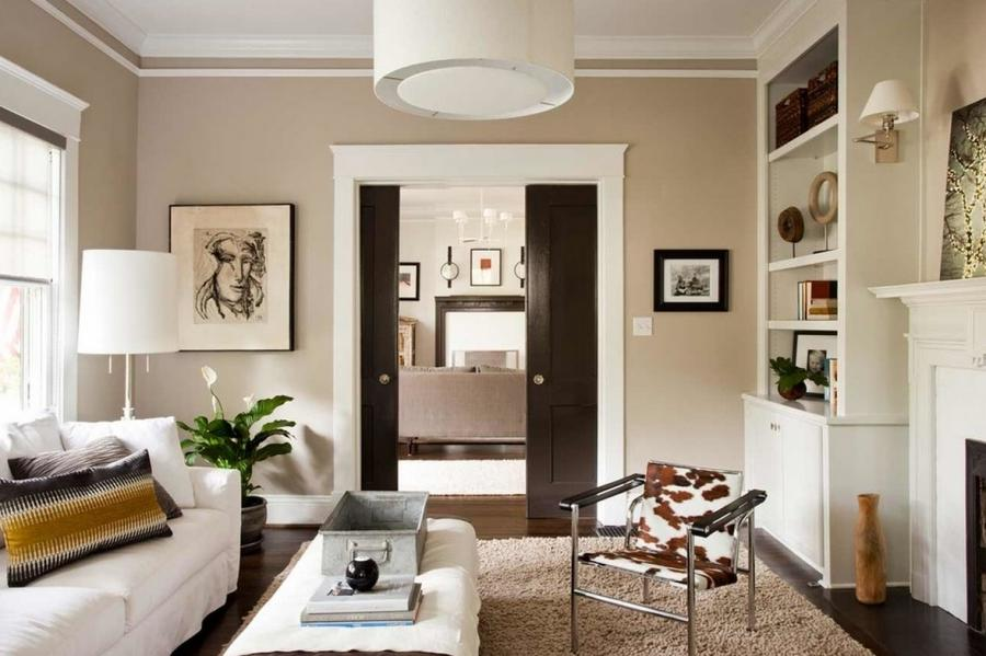 Collect this idea brightening dark interiors neutral living room...