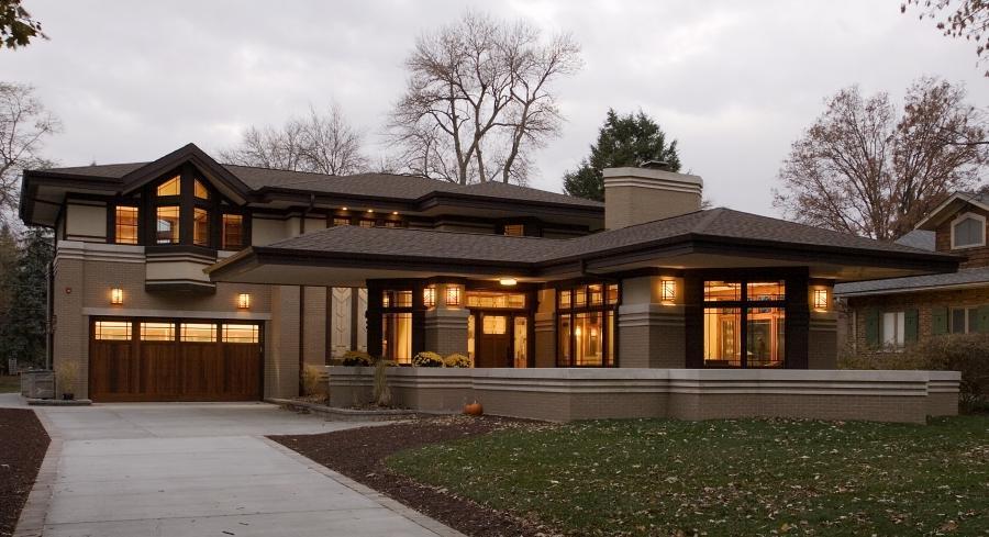 Frank Lloyd Wright House Photos