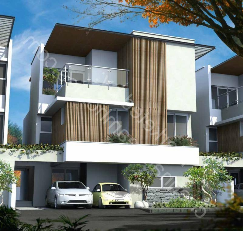 Front Elevation Gallery : Front elevation house photo gallery chennai joy studio