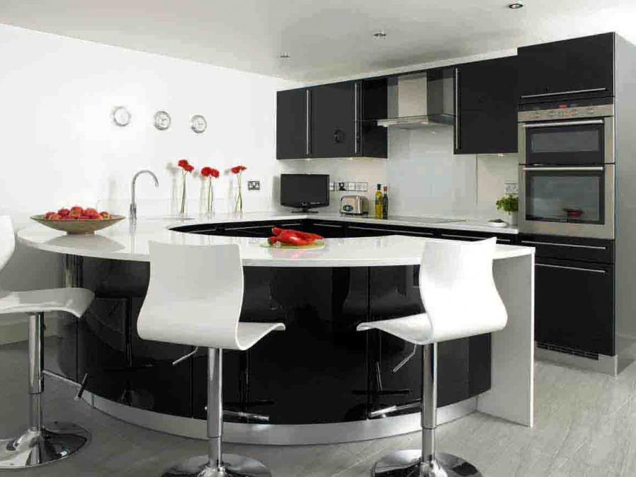 Next »Prev « u0026middot; Elegant Of Modern Kitchens Designs With...