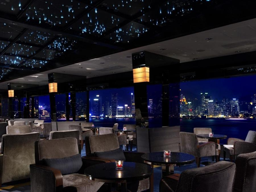 Located on the hotelu top floor, Sky Lounge welcomes guests for...