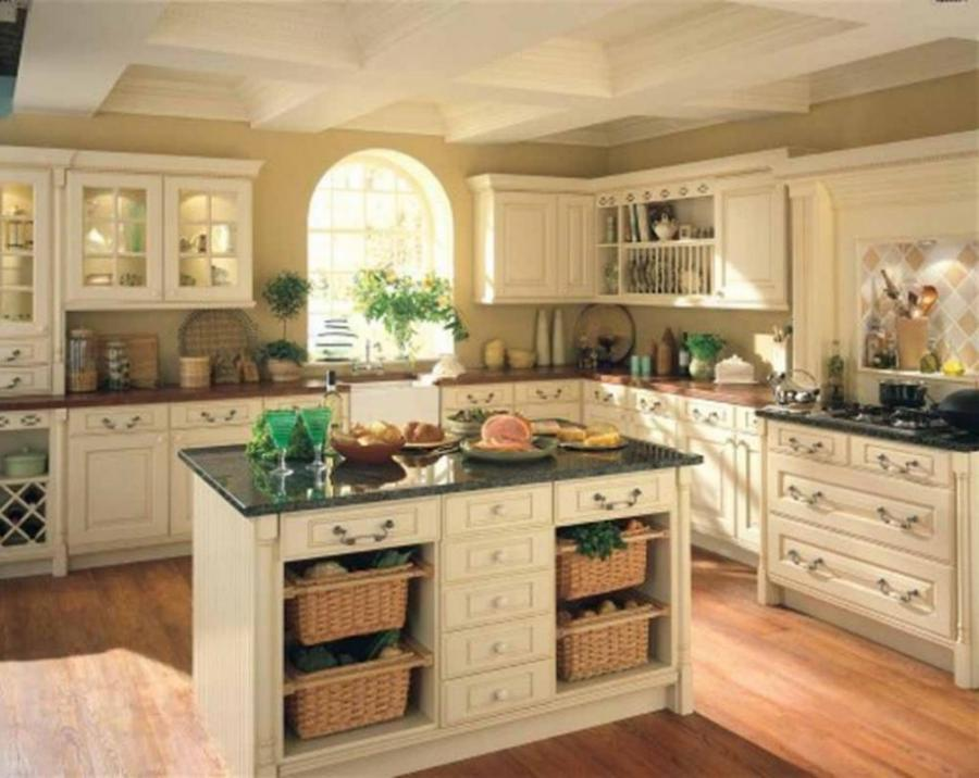 Contemporary Kitchen Design Off White Cabinets R Vfvx Z With...
