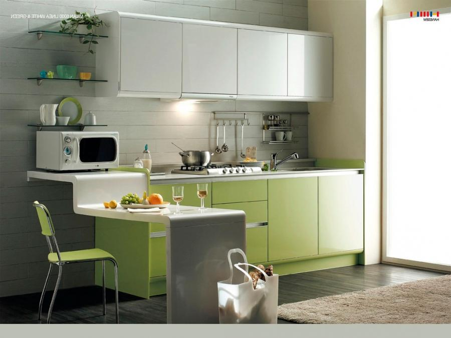 Green Kitchen Design Remodeling listed in:
