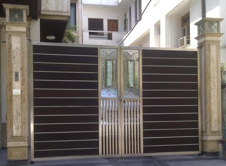 S s gate designs photos for Main gate design